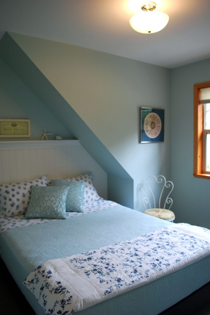 Cedarside bedroom