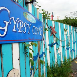 Gypsy Cove in Gibson's Landing